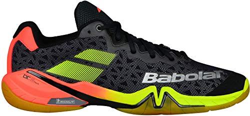 Babolat Badmintonschuh Shadow Tour Men 2018 Schwarz Topmodell (46,5)