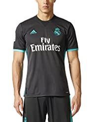 Adidas pour homme JSY 2nd kit Real Madrid 2017–2018-lfp T-shirt