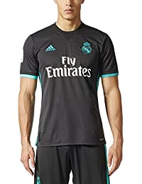 Adidas pour homme JSY 2 nd kit Real Madrid 2017–2018-lfp T-shirt