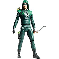 "Batman - Figura de acción, Green Arrow Multiverse 6"" (Mattel DKN35)"