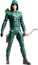 DC Comics Multiverse Green Arrow Action Figure by Mattel