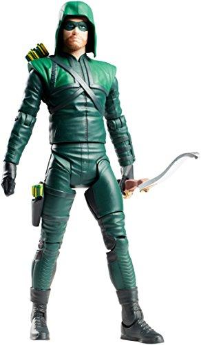 DC Comics Multiverse Green Arrow Action Figure by Mattel, Figurines Arrow