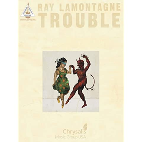 Ray LaMontagne - Trouble Songbook: Guitar TAB (Guitar Recorded Versions)