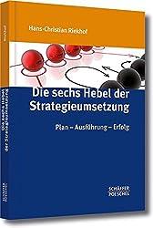 Die sechs Hebel der Strategieumsetzung: Plan - Ausführung - Erfolg