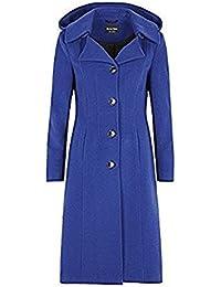 auf Mantel Damen fürKaschmir Blau Suchergebnis pLVSGUMqz