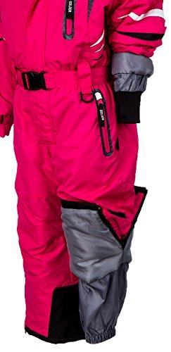 Skianzug Kinder Schneeanzug Jungen Mädchen Unisex Winteranzug Snowboard Winter | MQY-13 - 5
