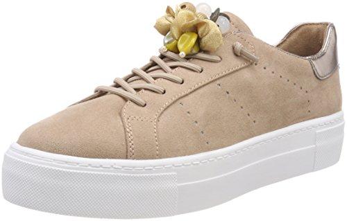 Tamaris Damen 23767 Sneaker, Beige (Nude Comb), 38 EU