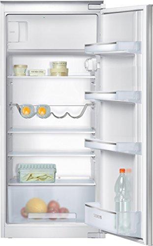Siemens KI24LV30 iQ100 Kühlschrank / A++ / 122,1 cm Höhe / 174 kWh/Jahr / safety Glas-Ablagen -