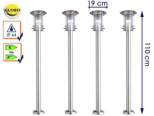 lot-de-4-lampadaires-exterieur-leuchten-miami-en-inox-hauteur-110-cm-e27-globo-lighting-3154