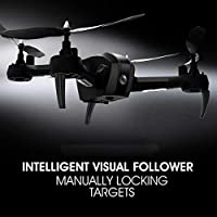 Detectoy 1080P WIFI FPV HD Camera SH7 RC Drone RC Quadrocopter Set Height Hovering Geature Selfie Intelligent Follow Target - Compare prices and find best deal online