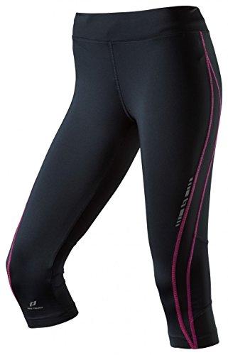 Pro Touch da Donna Tight Overknee Paiva II pantaloni da corsa - NAVY/KNOCK. PINK