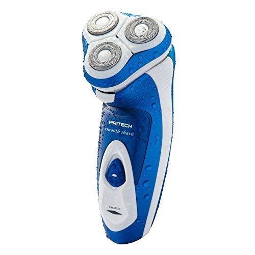 PRITECH Afeitadora inalambrica Recargable Corta Pelo Maquina de Afeitar  cortadora Barba Envio 48 72H Felixmania c3f260e198af