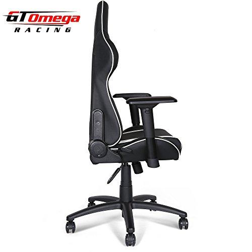 GT Omega Racing Pro Zocker Stuhl - 7