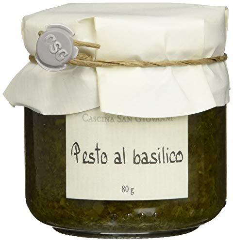 Cascina San Giovanni Pesto Genovese, Basilikumpesto