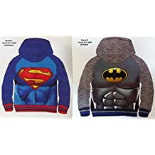 Sudadera Batman Superman DC surtido