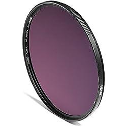 NiSi Filtre Circulaire PRO HUC IR ND1000 (3.0) 10 Stops, 77mm, Verre Optique, Revêtement Nano Technologie