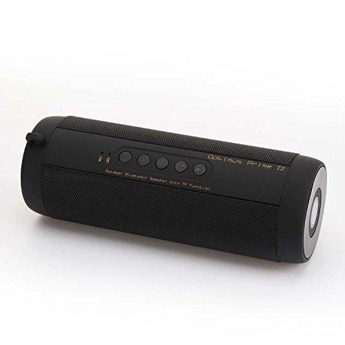 grandey Bluetooth-Lautsprecher T2–wasserdicht & Staubdicht Portable–MP3-Player–flashlight- Bass Sound Box–Paar mit allen Smartphones–iPhone, Tablet, iPad, iPod, Android–Wireless Freisprecheinrichtung, Musik & Fun Indoor & Outdoor