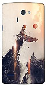 Timpax protective Armor Hard Bumper Back Case Cover. Multicolor printed on 3 Dimensional case with latest & finest graphic design art. Compatible with LG G4 ( H815 ) Design No : TDZ-27345