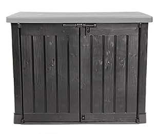 ondis24 max gartenbox m belbox m lltonnenbox ger tebox. Black Bedroom Furniture Sets. Home Design Ideas