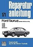 Ford Taunus Herbst 1970-1975 (Reparaturanleitungen)
