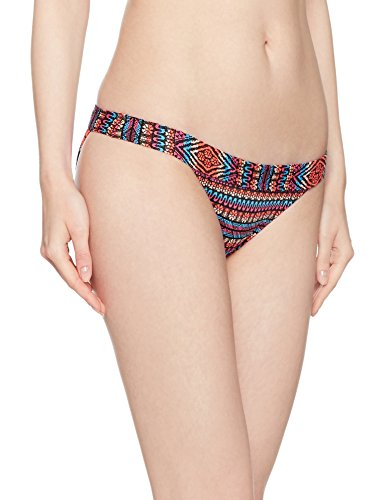 Volcom Damen Seas the Day Bikini Hose, Firecracker, M