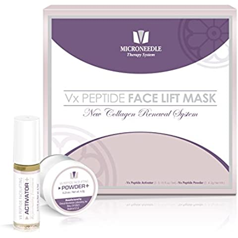 Vx Peptide Face Lift Mask - 5