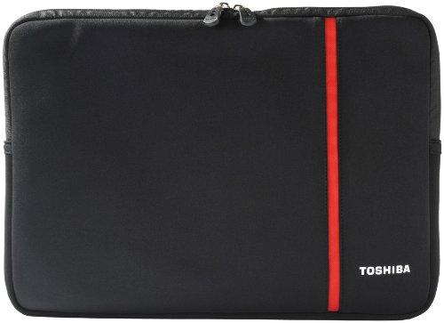 TOSHIBA Sleeve 25,7cm 10,1Zoll - Collection 2010 (Case Toshiba Netbook)