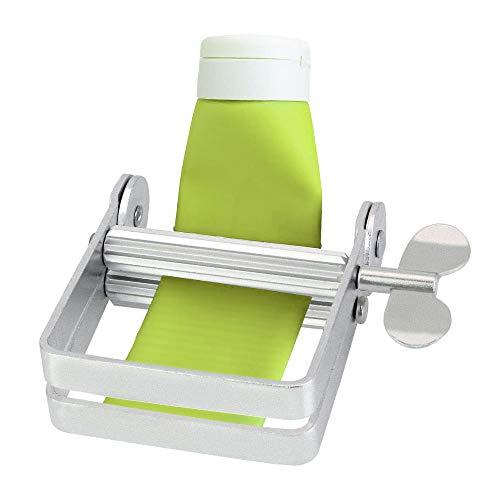 LYTIVAGEN Tubenquetscher Maschine aus Metall - Farbe Kleber Kosmetik Haargel Zahnpasta Lebensmittel Tubenpresse - Tubenausdrücker Ausquetscher