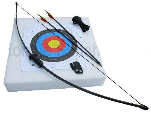 Archery Bow & Arrow Set (Light/Youths) Test