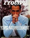 EQUIPE MAGAZINE (L') [No 1039] du 13/04/2002 - YOURI DJORKAEFF.