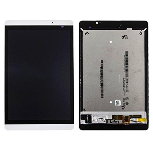 HAOXIONGMAOYI UK LCD-Bildschirm und Digitizer Wide Assembly für Huawei MediaPad M2-801W / 803L berühren -