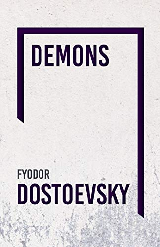 Demons (English Edition)