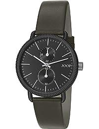 Joop! Herren-Armbanduhr Matthew Analog Quarz Leder JP101731001