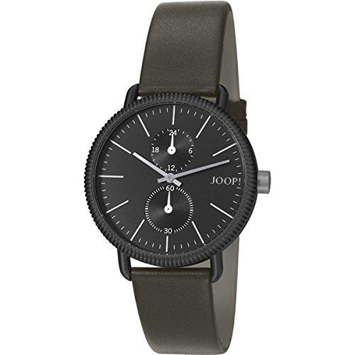 Joop. Men's Quartz Watch with Matthew Analog Quartz Leather JP101731001