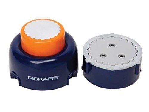 Fiskars Scalloped Circle Everywhere Punch Refill (01-005566) by Fiskars
