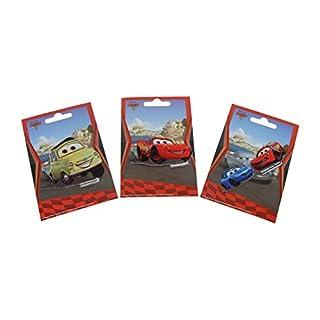 Legler 9174 - Bügelbilder - Cars, 3-er Set