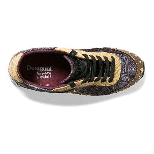 Desigual Chaussures Galaxy Blackstuds Mainapps Negro