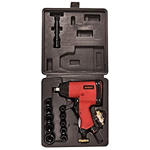Am-Tech 17 piezas conjunto llave de impacto neumática 1/2 pulgadas, Y2325