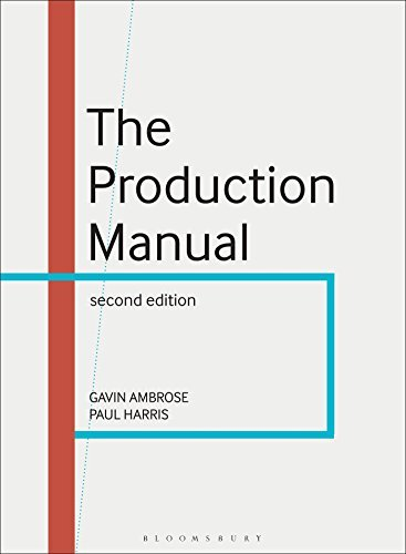 The Production Manual (Required Reading Range) by Gavin Ambrose and Paul Harris (2016-02-11)