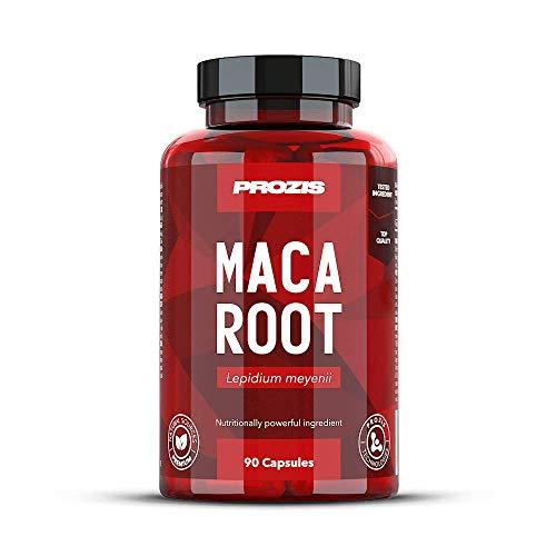 Prozis Maca Root - 90 Cápsulas