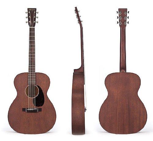 Martin Guitars 000-15M Akustik-Gitarre inkl. Koffer, natur matt