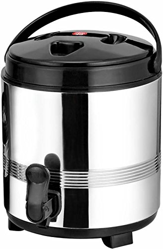 TANISHA'S GALLERYTM Insulated Steel Water jug 10 litres