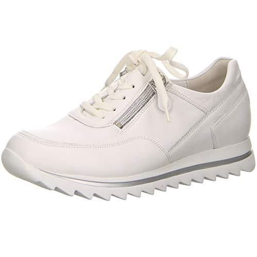 Waldläufer Damen Haiba Sneaker Größe 38.5 EU Weiß (Weiss)