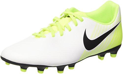 Nike Magistax Ola Ii Fg, Scarpe da Calcio Uomo Bianco (White/black-volt-wolf Grey)