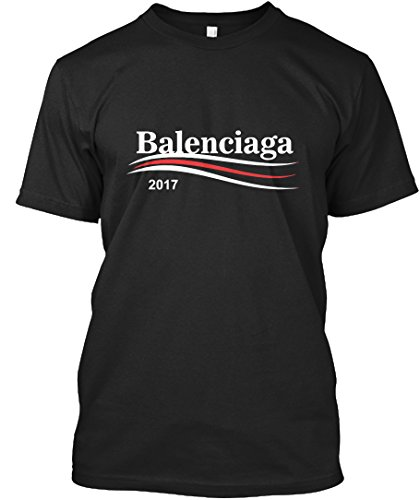 75d48922 teespring BALENCIAGA-2017-FOR-CHRISTMAS Tshirt - S - Black - Standard  Unisex T-Shirt - Buy Online in Oman. | Apparel Products in Oman - See Prices,  ...