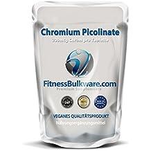 Chromium picolinate pastillas – Alta biov disponibilidad ...