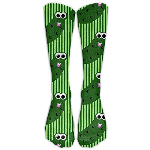 Gorgeous ornaments Pickles Compression Socks For Men & Women,Graduated Athletic Socks Reduce Muscle Soreness,Best For Running,Sport,Travel,Nurses,Medical,Pregnancy,Marathon,Flight. (Pickle Ornament)