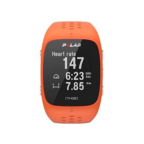Zoom IMG-5 polar m430 orologio gps multisport