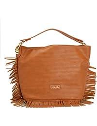 Liu Jo Hobo Bag Borsa delle donne cuoio (marrone) N16116E0001-81242 e37f716af8d