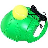 Entrenador de tenis de calidad. Con rebote pelota de tenis Práctica, 2
